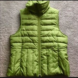 Kenneth Cole Reaction | Green Down Vest